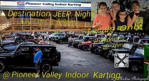 Destination Jeep Night July 11th