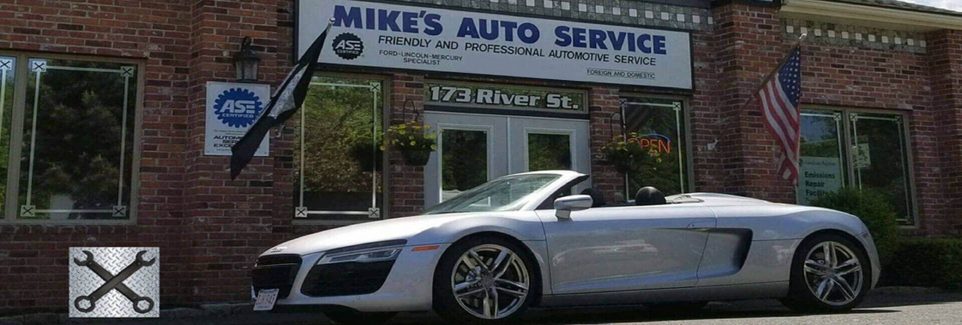 auto repair west springfield