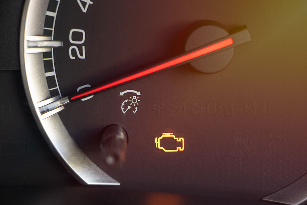 Why Is My Check Engine Light Coming On?