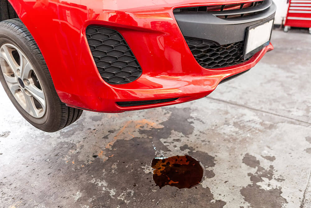 How Can I Tell Which Fluid My Car Is Leaking?