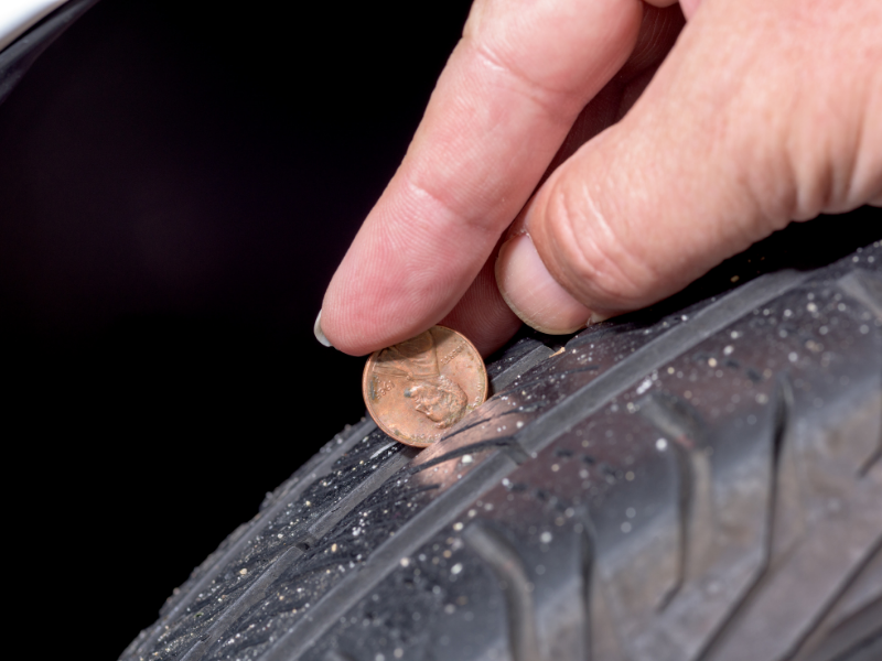 Does the Penny Tire Tread Test Really Work_