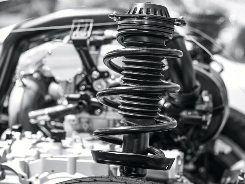 How Can You Tell Your Car's Suspension Needs Work_