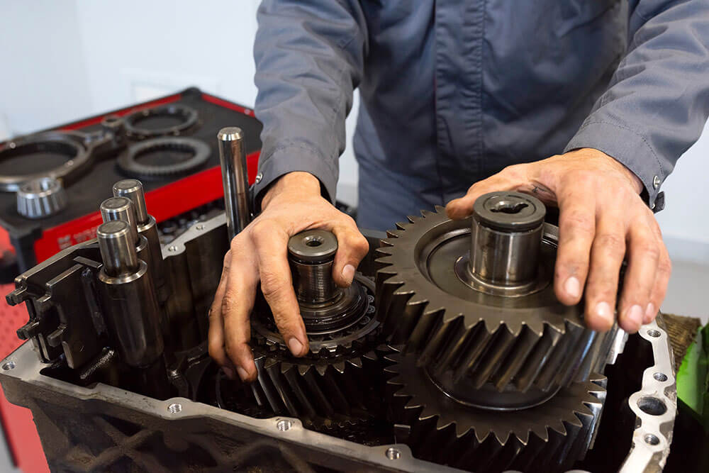 Schedule a Service Right Away for the Following Transmission Problems